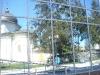 Biserica Sf. Nicolae oglindită într-o construcție nouă (1)